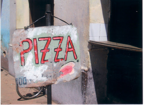 Pizza in Havanna por DanTheCam.