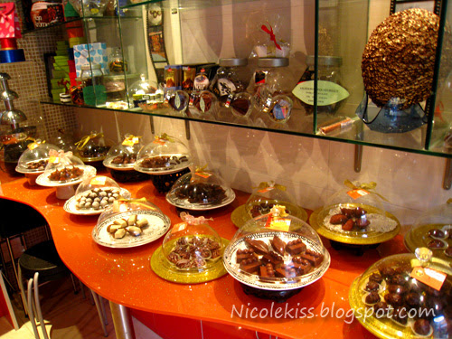 exquisite chocolate shop in tai kang road