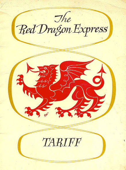 Eric Fraser - Red Dragon Express