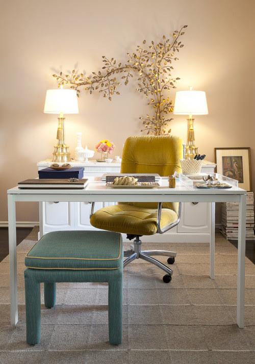 Domicile id contemporary home office
