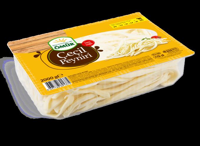 Yöresel Peynirler Boyacıoğulları ömür Süt ürünleri