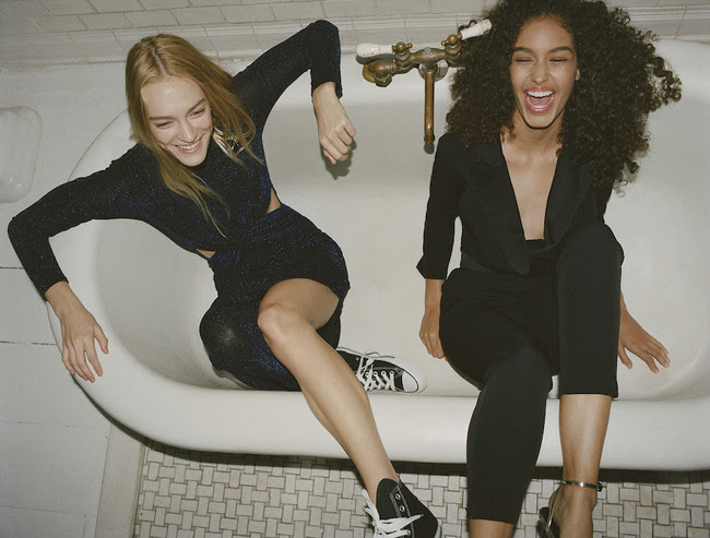 Life Is A Party Bershka Woman 11