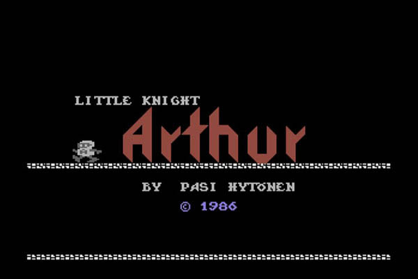 Little Knight Arthur (1)