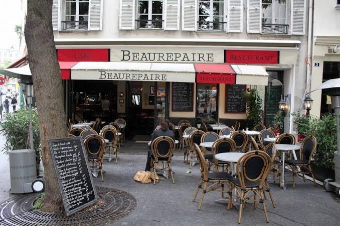 photo du resaurant Beaurepaire