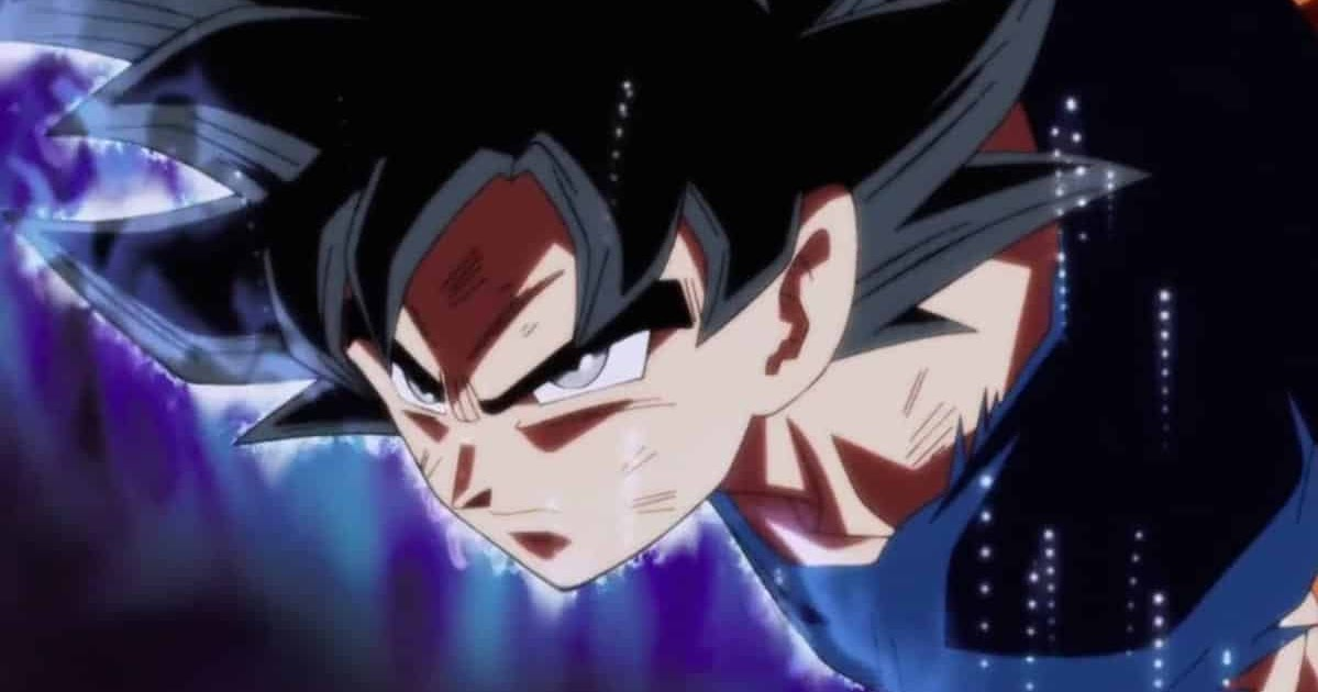 Full Hd Wallpapers De Goku Ultra Instinto Gambarku