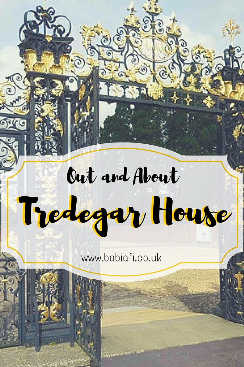 Out and About at Tredegar House