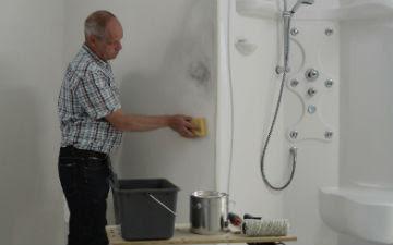 Kleur In Het Interieur Badkamer Schimmel Verwijderen