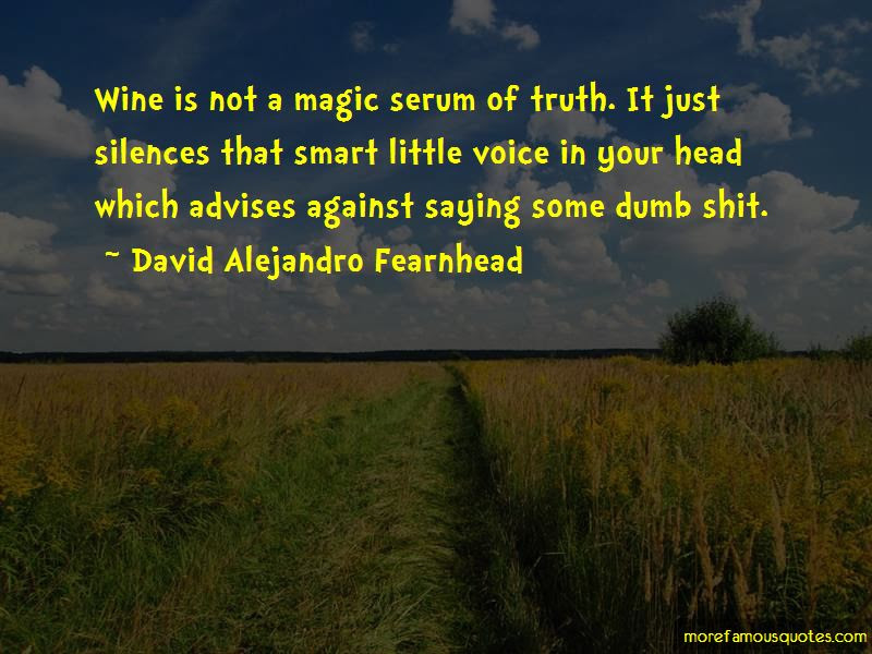 Little Voice In Your Head Quotes Top 24 Quotes About Little Voice