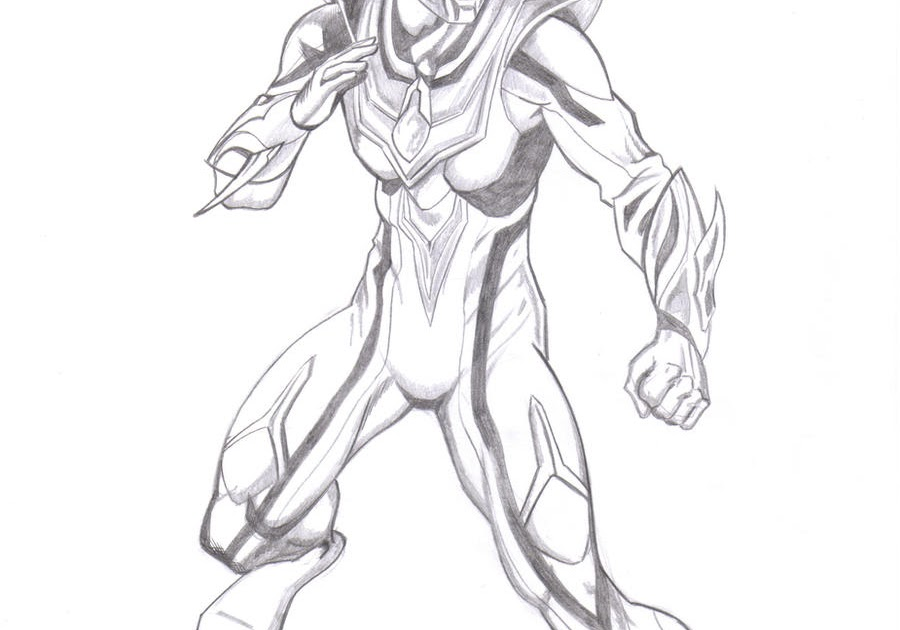 Nexus Ultraman Pages Coloring Pages - jeffersonclan