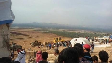 Tanques de Turquía entran Ilegalmente en Territorio Sirio | La R-Evolución de ARMAK | Scoop.it