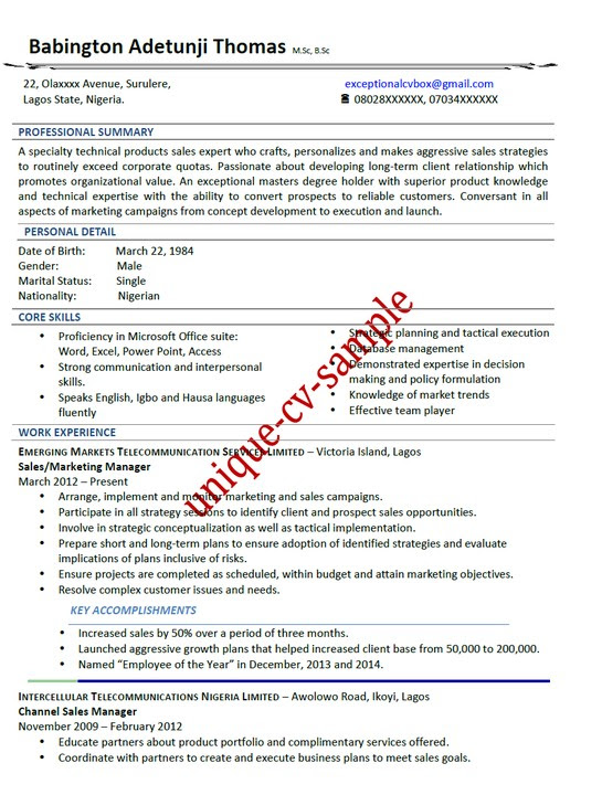 What Is The Proper Way Of Sending Cv Through Email Jobs