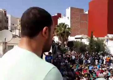 El fiscal ordena detener al líder de las protestas de Alhucemas