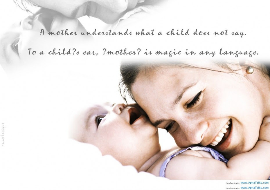 Quotes About Baby And Mommy 28 Quotes