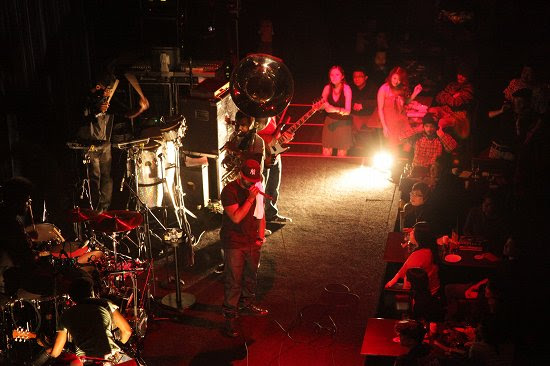THE ROOTS LIVE in Billboard Live Tokyo