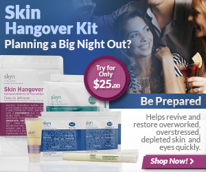 Try the Hangover Kit for Only $25