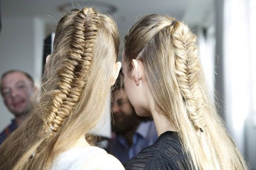 Le Fashion Blog -- 30 Inspiring Fishtail Braids -- Blonde Half Up Braid Hair Style -- Via Style Bistro -- photo 17-Le-Fashion-Blog-30-Inspiring-Fishtail-Braids-Blonde-Half-Up-Braid-Hair-Style-Via-Style-Bistro.jpg