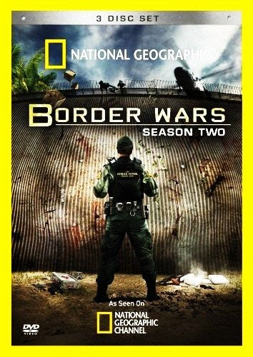 National Geographic Border Wars Season 2 01of12 Death on the Rio