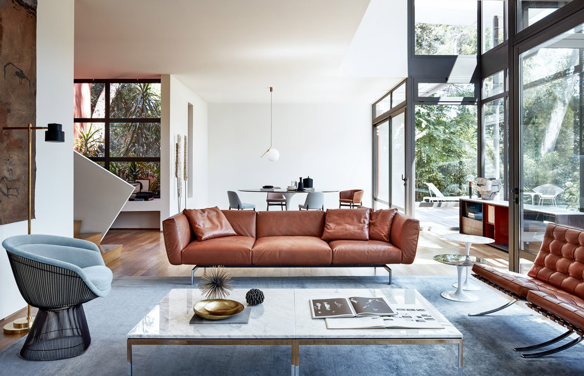 50 Modern Living Rooms That Act As Your Homes Centrepiece
