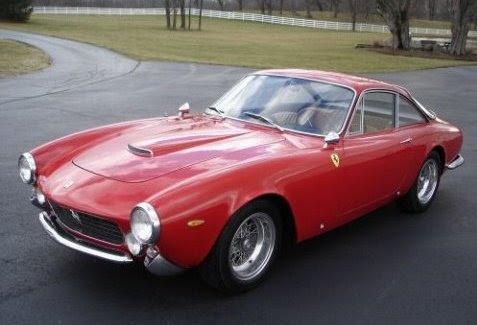 Ohio Blow-Out: Lamborghini LP400 and Ferrari Lusso   Bring ...