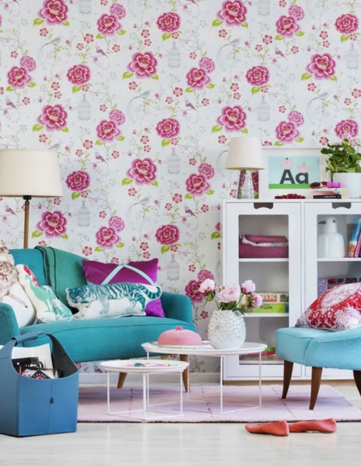 36 Living Room Decorating Ideas That Smells Like Spring ...
