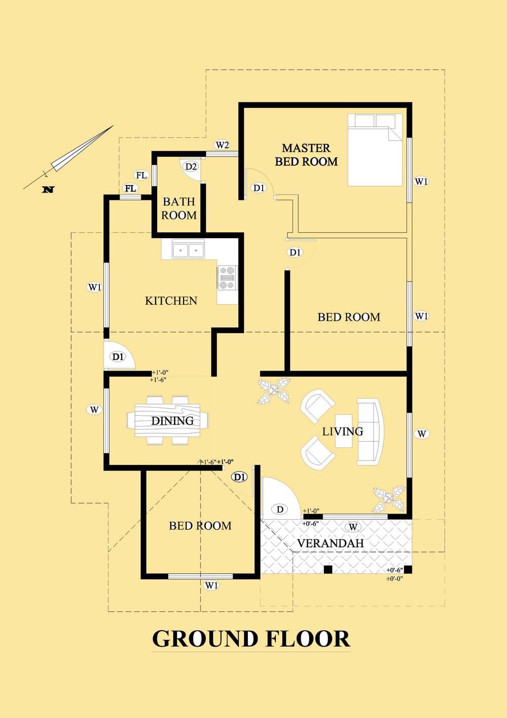 Design House Plans In Sri Lanka | Interior Design