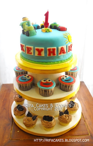Cake & Cuppies for Keyhan