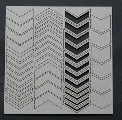 Chevron Bits (units of 3)