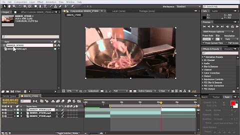 How To Cut Video In After Effects