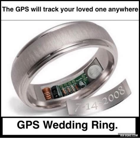 The GPS Will Track Your Loved One Anywhere GPS Wedding