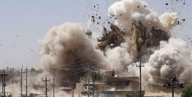 Image result for mosques being destroyed