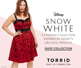 Shop our Exclusive Snow White Fashion Collection at Torrid.com!