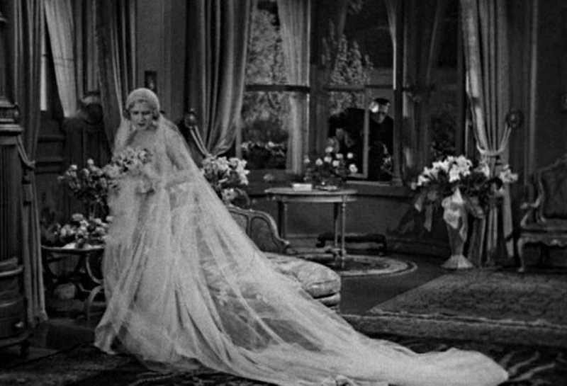 Frankenstein Station Boris Karloff Mae Clarke Wedding
