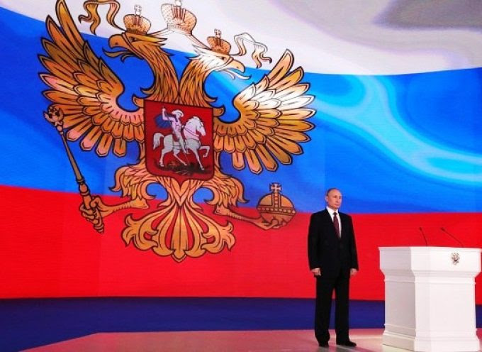 Putin's stunning revelations about new Russian weapons systems