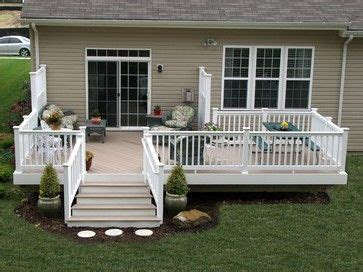 small large deck ideas     backyard