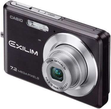 Casio Exilim Zoom EX-Z77 Digital Camera - Review