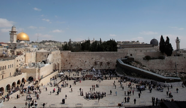 Gerusalemme (Foto: Reuters)