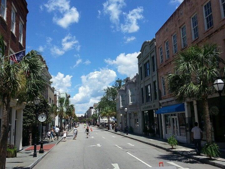 Charleston's King Street