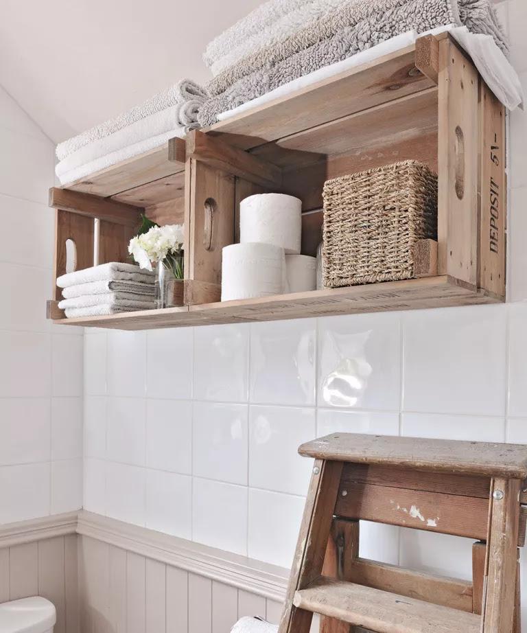 Bathroom shelving ideas | Ideal Home