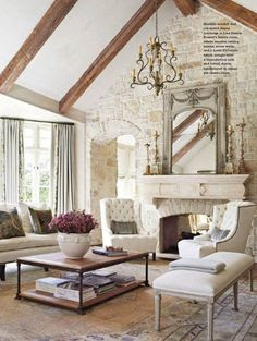 French Country Decorating Ideas on Pinterest