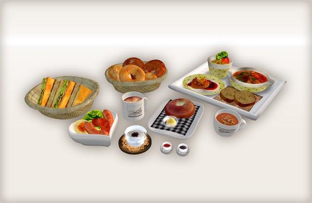 Freebie time - pixel food 05