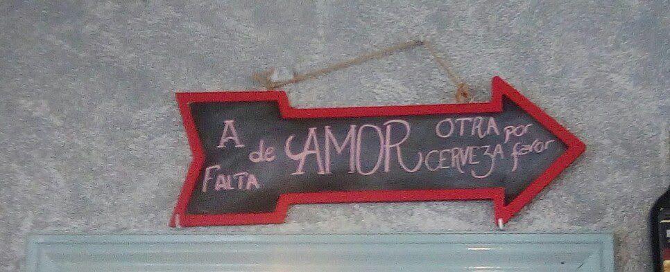 Frases Curiosas Encontradas Por Los Bares El Blog De Cabezuelabmt