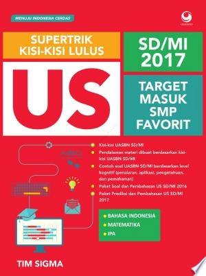 Download Buku Supertrik Kisi-kisi US SD/MI 2019 - 2021 GRATIS!