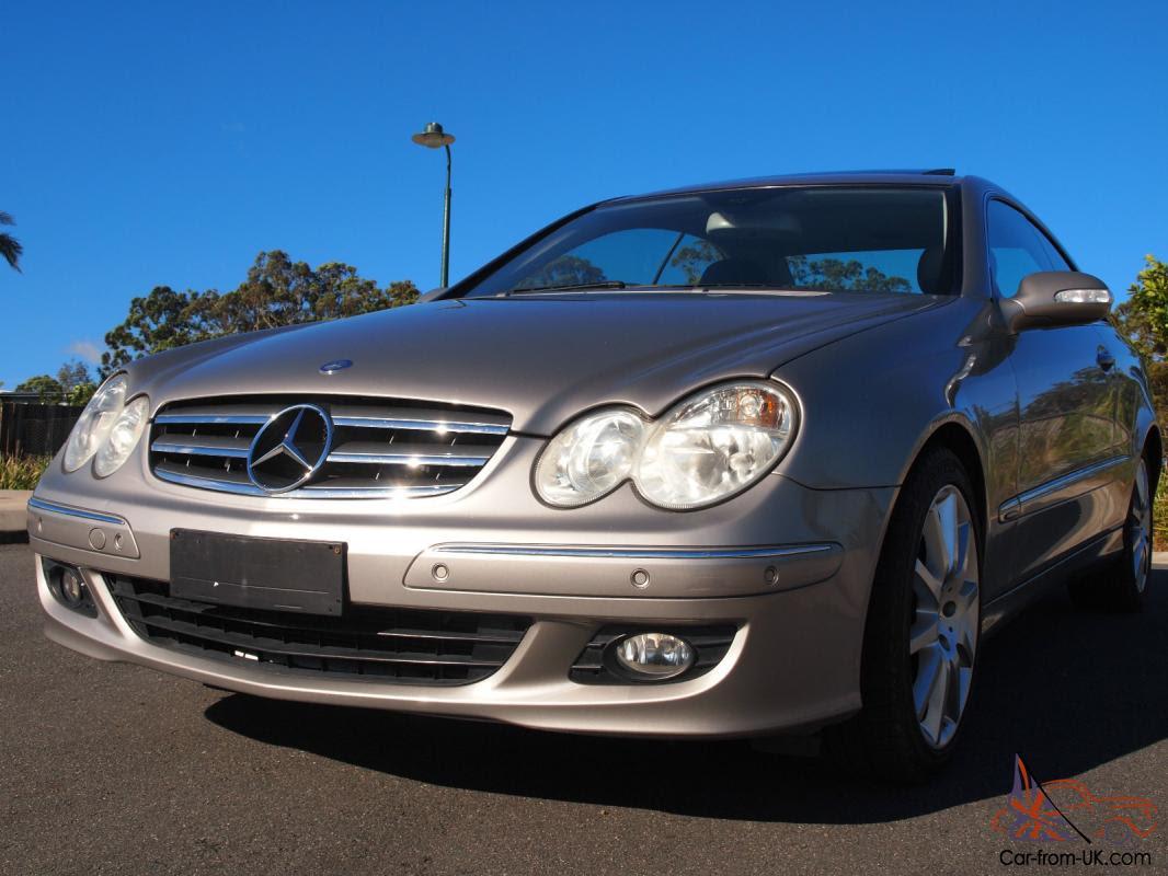 Mercedes Benz CLK350 2006 Elegance 2D Coupe