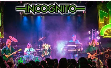 Incognito Band   Dallas & Fort Worth Texas Area   Book or