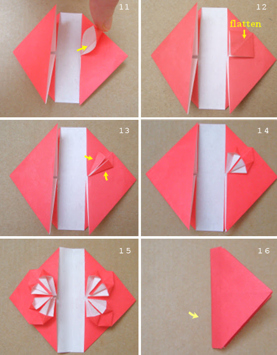 Origami Heart Collections 2