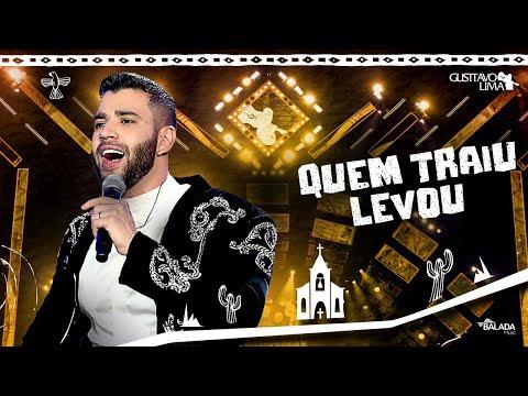 Gusttavo Lima Quem Traiu Levou DVD O Embaixador In Cariri