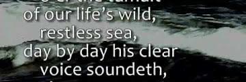 Download Jesus Calls Us O Er The Tumult Lyrics Mp3 Mp4 Music