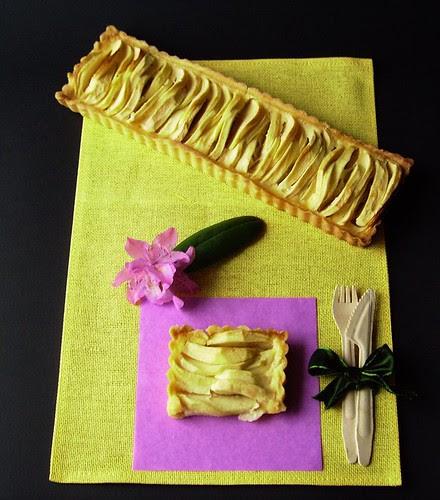 Alsace Apple Tart