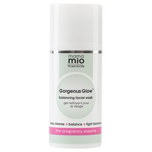 Mama Mio Gorgeous Glow Balancing Facial Wash (100ml)