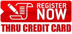 Register Now - Online Thru Credit Card